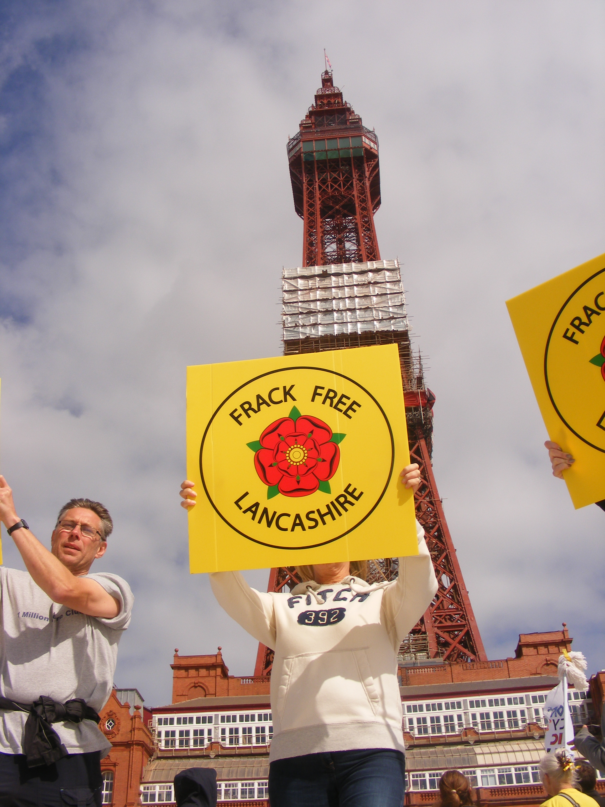 Blog What If We Dont Frack O Frack Free Greater Manchester