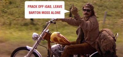 frack off IGAS